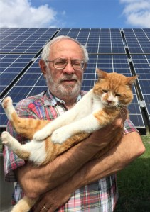richard golladay with cat revised