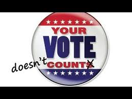 vote doesn't matter