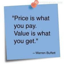 PEC Warren Buffet Quote